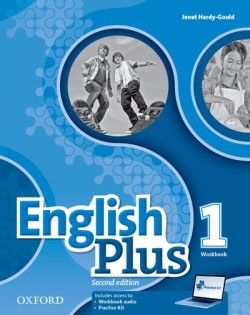 English Plus Second Edition 1 Workbook with Access to Audio and Practice Kit