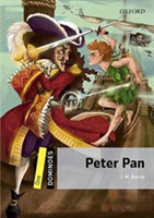 Dominoes Second Edition Level 1 - Peter Pan + MultiRom Pack