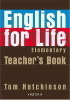 English for Life Elementary Teacher´s Resource Pack
