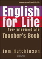 English for Life Pre-intermediate Teacher´s Resource Pack