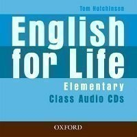 English for Life Elementary Class Audio CDs /3/