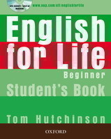 English for Life Beginner Student´s Book + MultiRom Pack