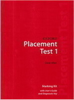 Oxford Placement Test 1 Marking Kit