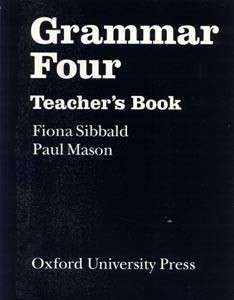 Grammar Four Teacher´s Book