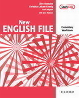 New English File Elementary Workbook with MultiRom Pack