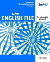 New English File Pre-intermediate Workbook with MultiRom Pack