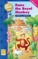 Up and Away Readers 5: Ranu the Royal Monkey