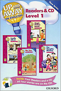Up and Away Readers 1 Readers Pack
