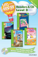 Up and Away Readers 3 Readers Pack