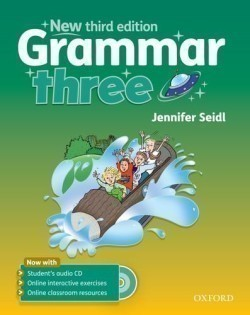Grammar New Third Edition 3 Student´s Book + Audio CD Pack