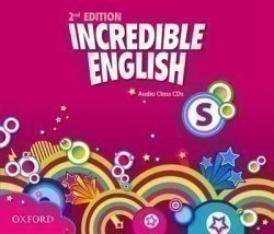 Incredible English 2nd Edition Starter Class Audio CD