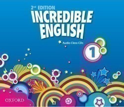 Incredible English 2nd Edition 1 Class Audio CDs /3/