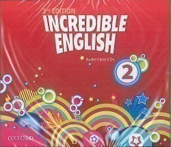 Incredible English 2nd Edition 2 Class Audio CDs /3/