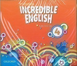 Incredible English 2nd Edition 4 Class Audio CDs /3/