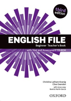 English File Third Edition Beginner Teacher´s Book with Test and Assessment CD-rom