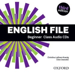 English File Third Edition Beginner Class Audio CDs /4/