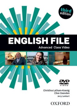 English File Third Edition Advanced Class DVD
