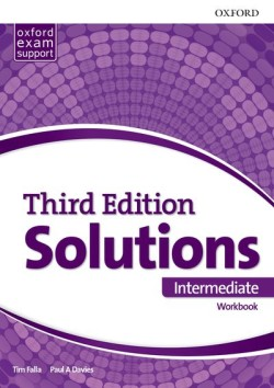 Solutions 3rd Edition Intermediate Workbook International Edition