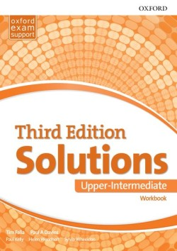 Solutions 3rd Edition Upper-intermediate Workbook International Edition