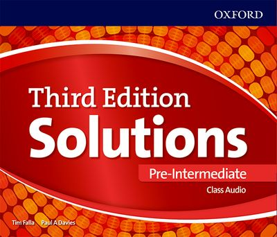 Maturita Solutions 3rd Edition Pre-intermediate Class Audio CDs /3/