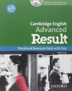 Cambridge English Advanced Result Workbook with Key and Audio CD