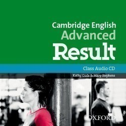 Cambridge English Advanced Result Class Audio CD