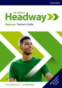 New Headway Fifth Edition Beginner Teacher's Book with Teacher's Resource Center