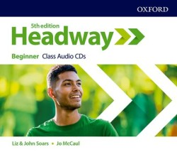 New Headway Fifth Edition Beginner Class Audio CDs /3/