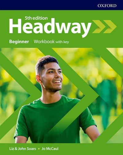 New Headway Fifth Edition Beginner Workbook with Answer Key