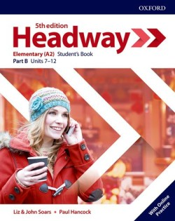 New Headway Fifth Edition Elementary Multipack B with Online Practice