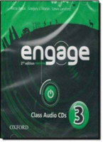 Engage: Level 3: Audio CDs (X2)