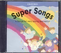 Super Songs: Songs for Very Young Learners Audio CD