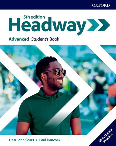 New Headway Fifth Edition Advanced Student's Book with Online Practice