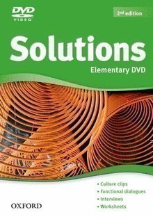 Maturita Solutions 2nd Edition Elementary DVD