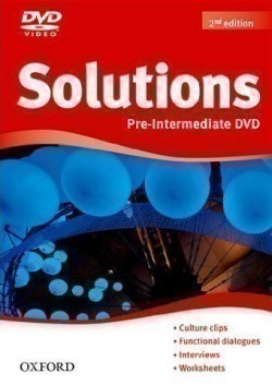Maturita Solutions 2nd Edition Pre-intermediate DVD