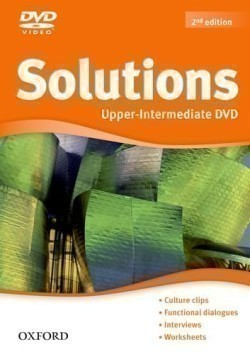 Maturita Solutions 2nd Edition Upper Intermediate DVD