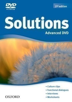 Maturita Solutions 2nd Edition Advanced DVD