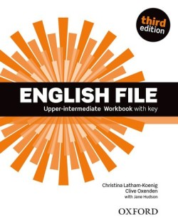 English File Third Edition Upper Intermediate Workbook with Answer Key