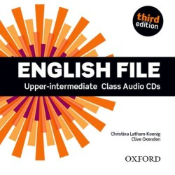 English File Third Edition Upper Intermediate Class Audio CDs /4/