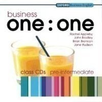 Business One : One Pre-intermediate Audio CDs /2/