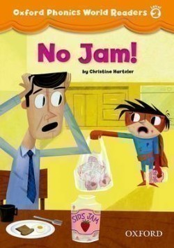 Oxford Phonics World 2 Reader: No Jam!