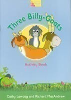 Three Billy-goats Activity Book (fairy Tales Video)