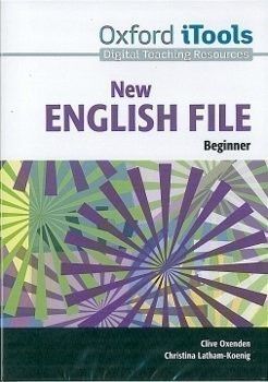 New English File Beginner iTools CD-ROM  Pack