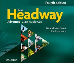 New Headway Fourth Edition Advanced Class Audio CDs /4/