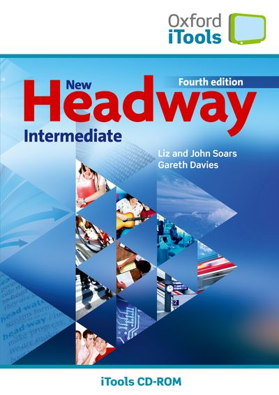 New Headway Fourth Edition Intermediate iTools Teacher´s CD-ROM  Pack