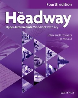 New Headway Fourth Edition Upper Intermediate Workbook with Key