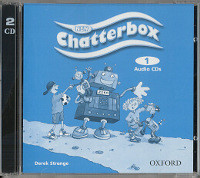 New Chatterbox 1 Class Audio CDs /2/