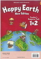 Happy Earth New Edition 1+2 Teacher´s Resource Pack