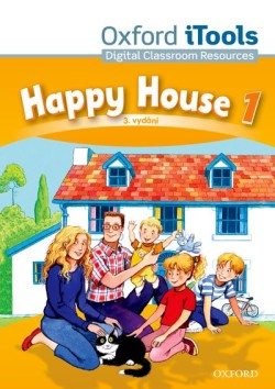 Happy House 3rd Edition 1 iTools with Book-on-screen