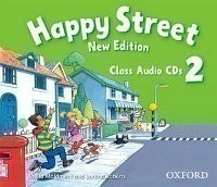 Happy Street New Edition 2 Class Audio CDs /2/
